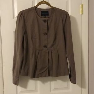 Banana Republic coat size 12